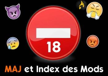 ▷ MAJ et Index des Mods +🔞