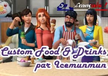 mod cuisine sims 4