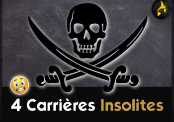 ▷ 4 Carrières Insolites par Vickyvoorhees