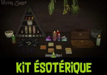 ▷ Kit Ésotérique par ATS4