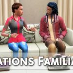 relations familiales sims 4