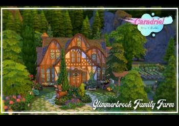 ▷ Ferme Familiale pour Glimmerbrook (sans CC) de Caradriel