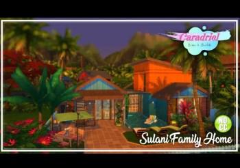 ▷ Maison Familiale pour Sulani (Sans CC) par Caradriel