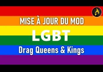 ▷ Mise à jour du mod LGBT