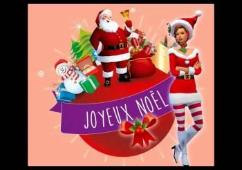 ▷ C'est Noël !