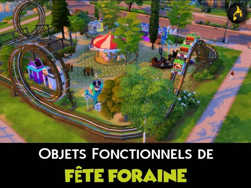 ▷ Fête Foraine Fonctionnelle