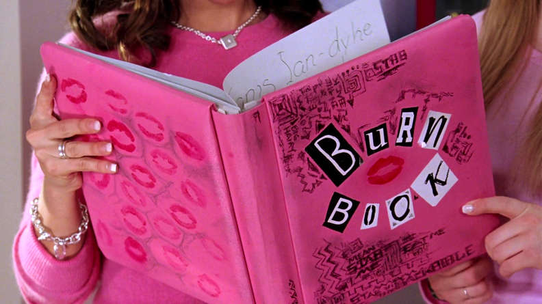 burn book mod fr