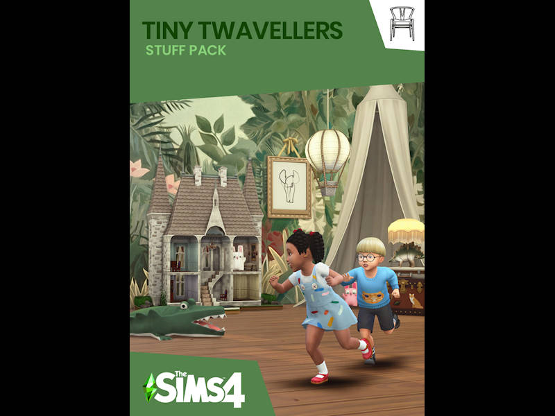 ▷ Fan Made Pack Chambre d'enfant pour les Sims 4