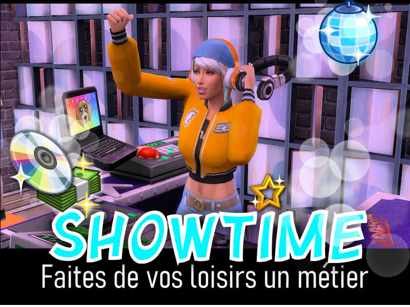▷ Showtime de KawaiiStacie
