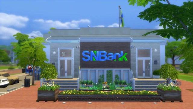 Centre de finance BNS
