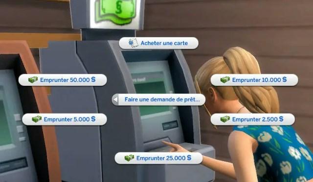 DAB Sims 4