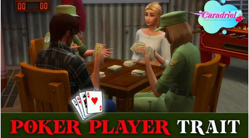 mod poker sims 4