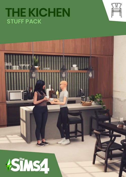 pack sims 4 the kitchen
