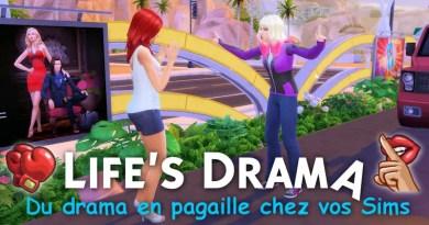 mod drama sims 4