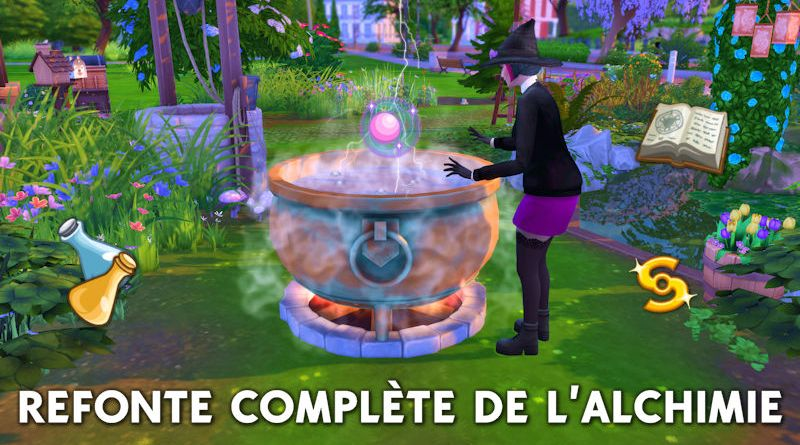 mod potions sims 4