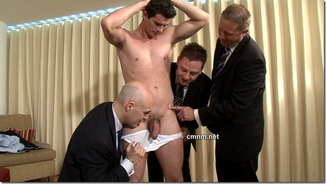 clothed male - nude male - Rugger Ben Stripped (4)