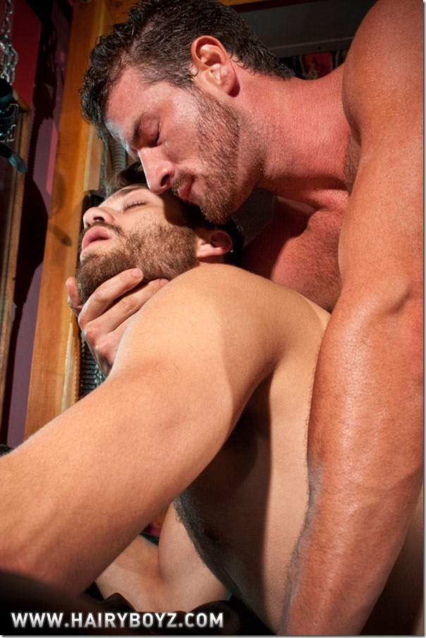 hairy boyz RUSTY STEVENS AND TOMMY DEFENDI