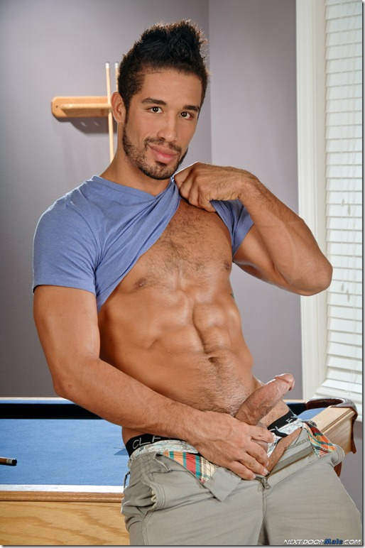 next door male - Trey Turner