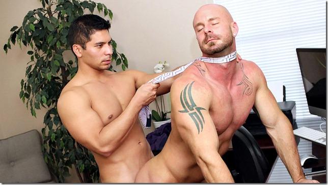 my gay boss_mitch vaughn_spencer williams