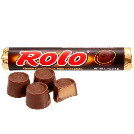 Rolo Candy Rolls: 36-Piece Box | Candy Warehouse