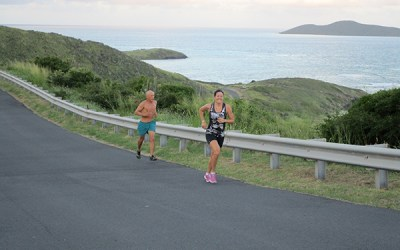 Scenic 50 Race from Christiansted to Frederiksted Reaching 900 Feet Elevation this Sunday