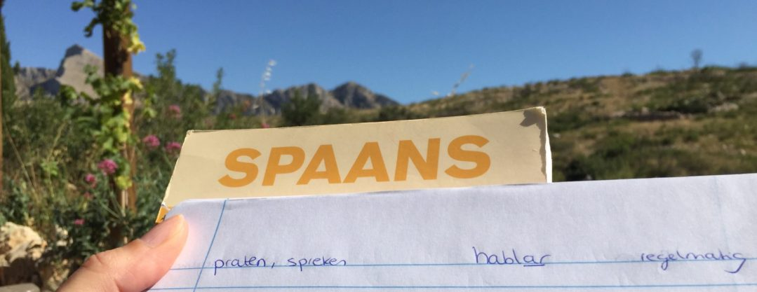 Spaanse les in Tàrbena