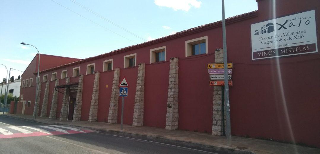 Wijnproeverij Bodega in Xalo / Jalon