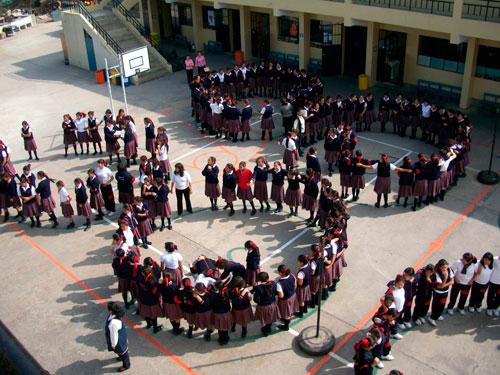MINEDU organiza primer simulacro escolar de sismo 2014 este 16 de abril.
