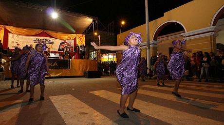 Cañete celebra una nueva edición del festival afroperuano Kutuká