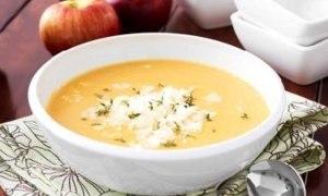 Ontario Apple Cheddar Soup