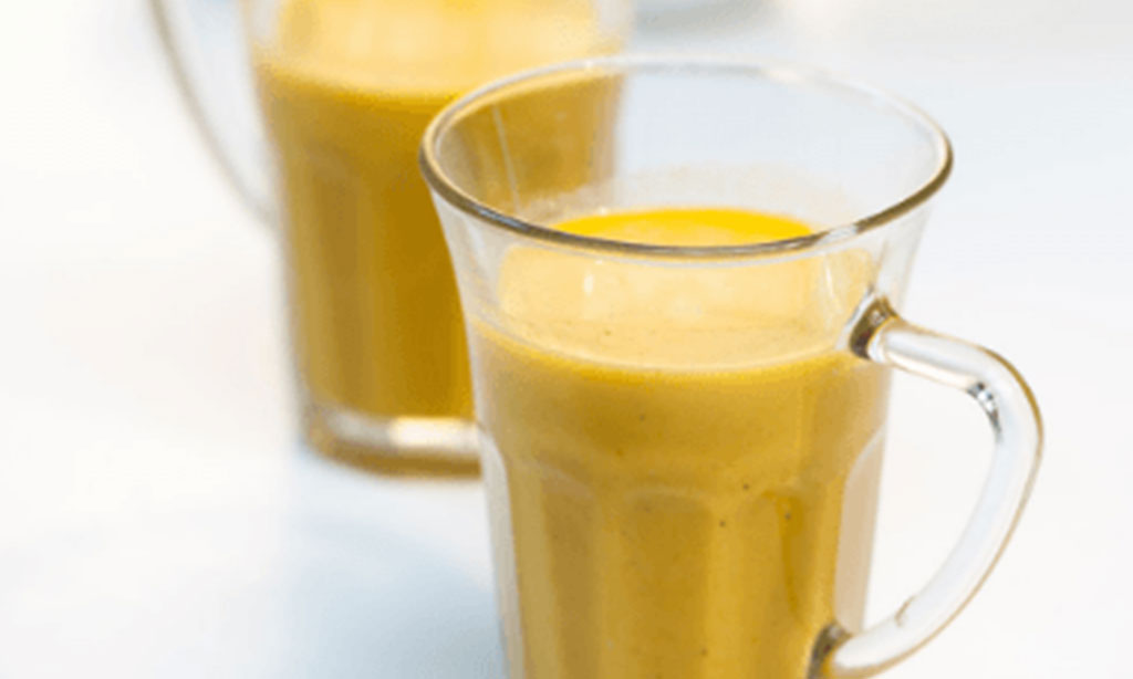 Turmeric Milk Latte