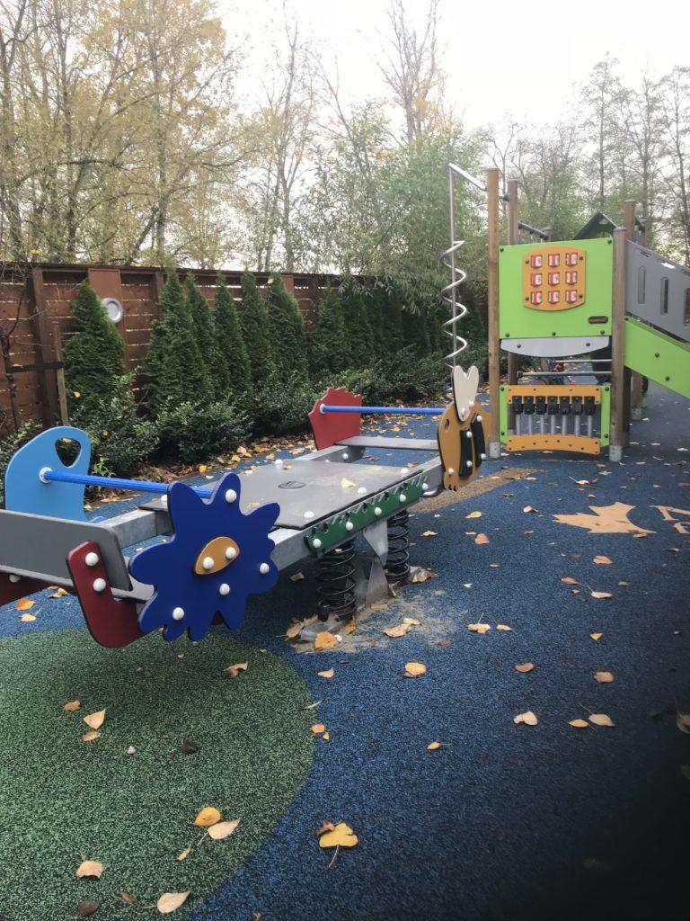 Richmond Hub playground