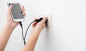 Unplug For Your Health