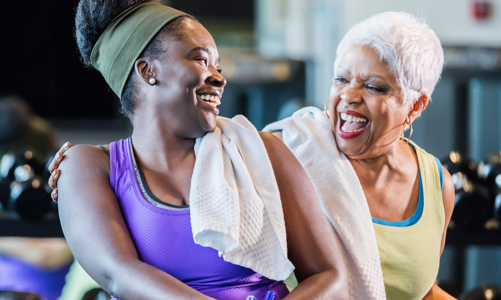Exercise Can Help Prevent Dementia
