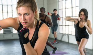 NO-EQUIPMENT BOOTCAMP CLASSES WITH KATHRYN MCKENZIE