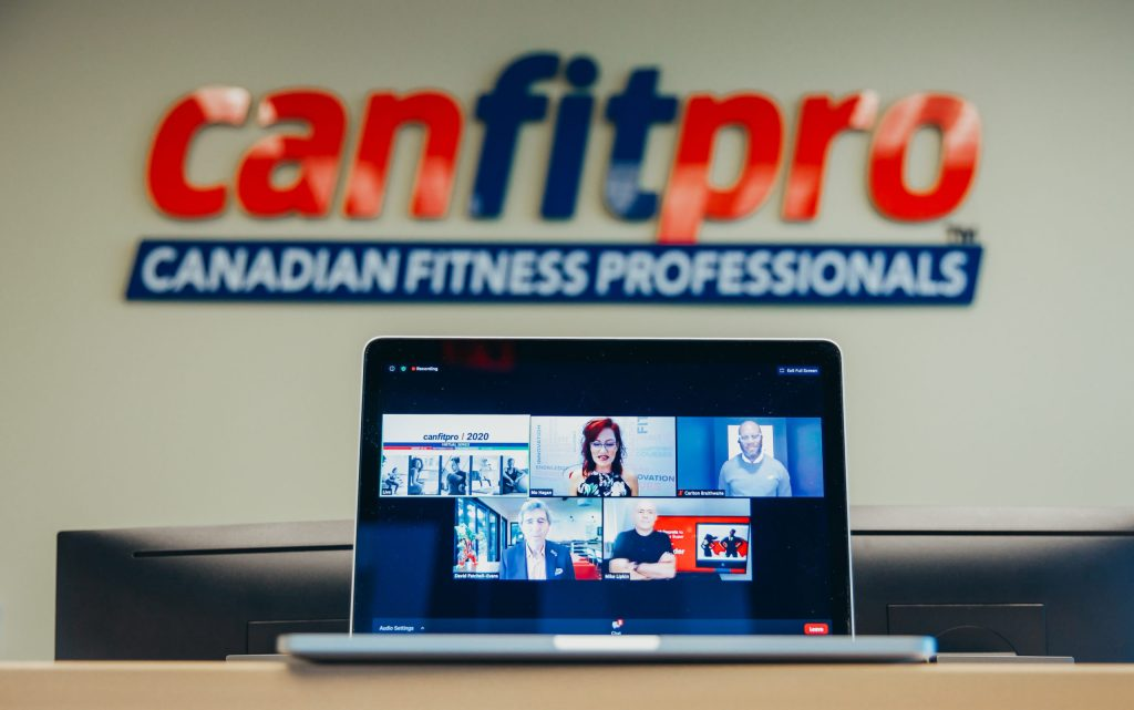 canfitpro 2020 Virtual Series: August