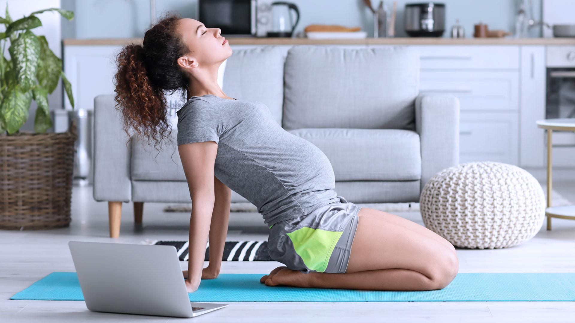 fitness pregnancy