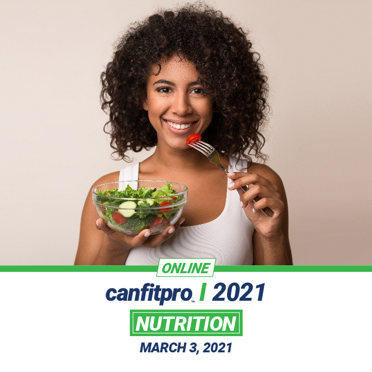 canfitpro events 2021 | Nutrition