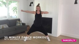 Online dance workout with Melanie Levenberg