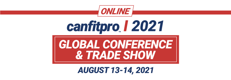 canfitpro Online 2021: Global Conference & Trade Show logo