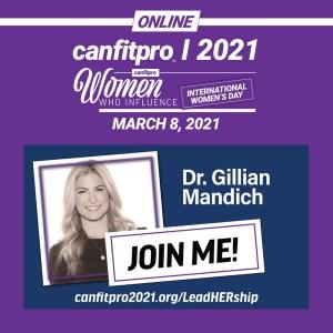 cfp2021 LeadHERship tiles - Dr. Gillian Mandich