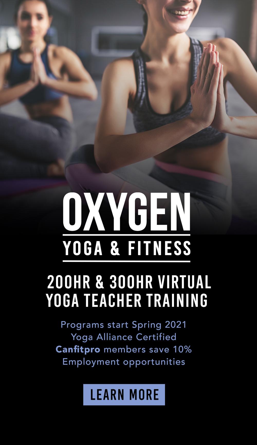 oxygen carousel banner