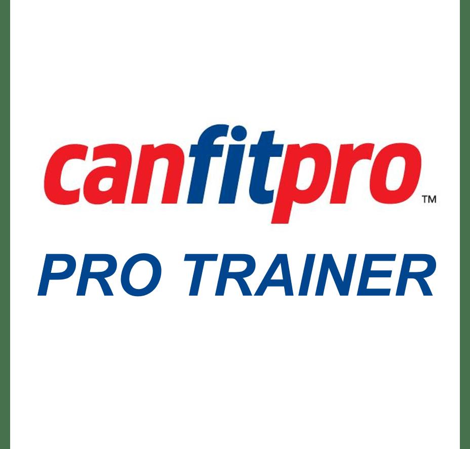 canfitpro PRO TRAINER