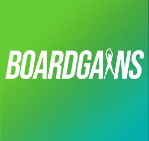 Boardgains logo