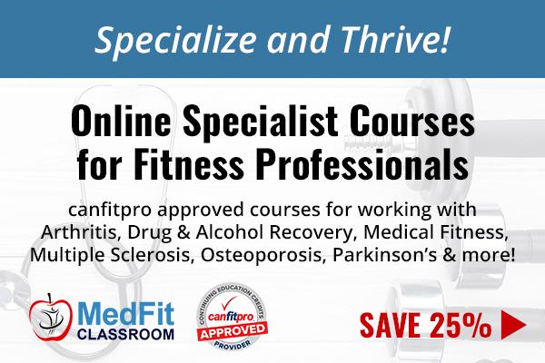 MedFit Ad Banner