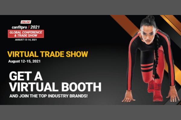 virtual trade show booth promo