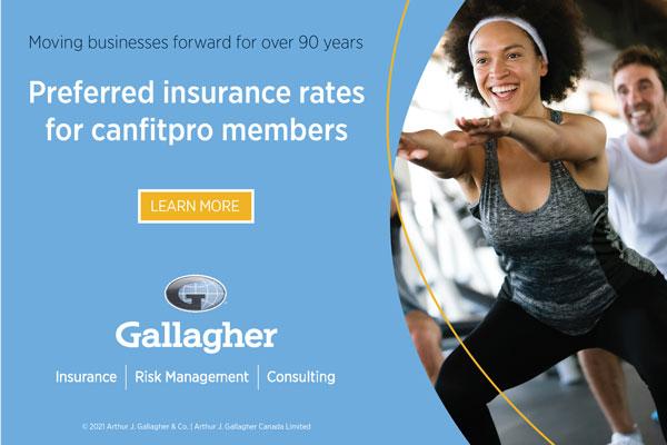Gallagher ad banner