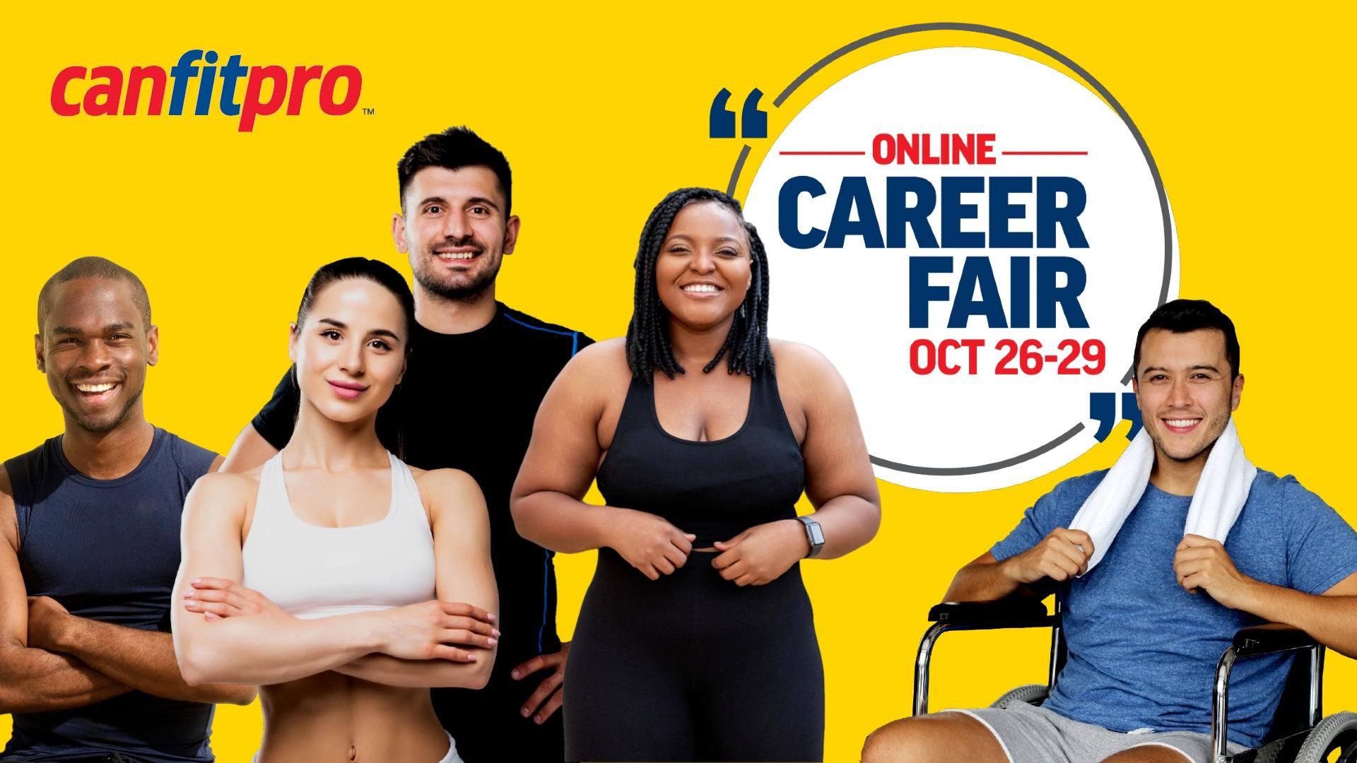 canfitpro career fair