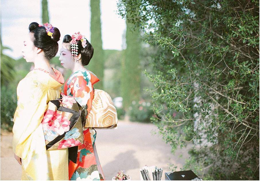 geishas Japn