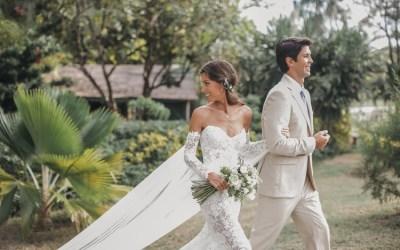 La boda de A&F